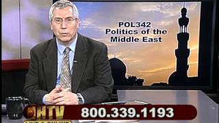 POL342 Politics of the Middle East #04 Sp14