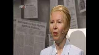 U emisiji Nedjeljom u 2, Aleksandra Stankovića, 25. maj 2014. godine, gostovala je lingvistkinja Snježana Kordić, poznata po svom JEZIK I NACIONALIZAM, ...