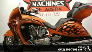 2. 2012 Victory Arlen Ness Vision Signature Series #28  - Dr...