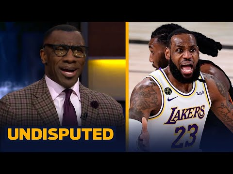 Skip & Shannon react to Lakers Game 3 loss to Heat in NBA Finals | NBA | UNDISPUTED