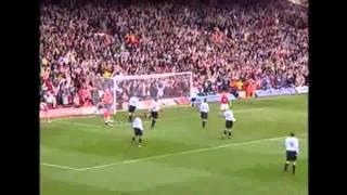 Thierry Henrys Traumtor gegen Liverpool
