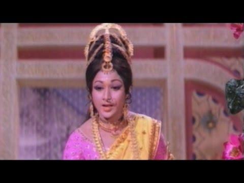 Sree Vinayaka Vijayamu Movie || Evaravayya  Evaravayya Video Song || Krishnam Raju, Vanisree