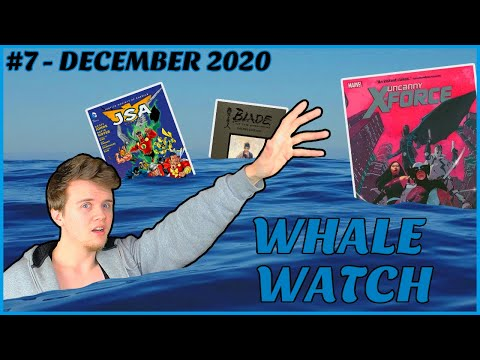 WHALE WATCH - DECEMBER 2020 | EPISODE 7 | Which Omnibuses and Hardcovers Might Go Out Of Print?