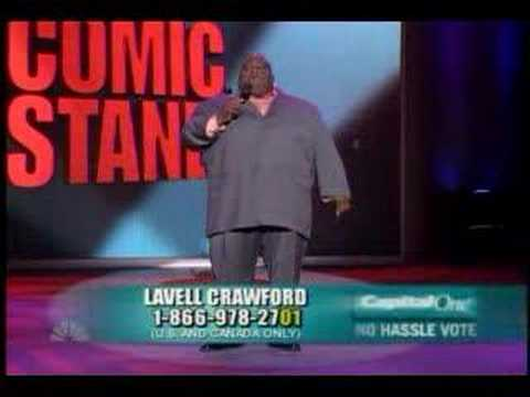 Last Comic Standing Final 5 Performance - Lavell Crawford