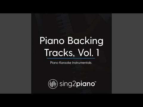 Back To December (Originally Performed By Taylor Swift) (Piano Karaoke Version)