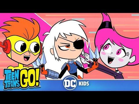 Teen Titans Go! | Metahumans! | DC Kids