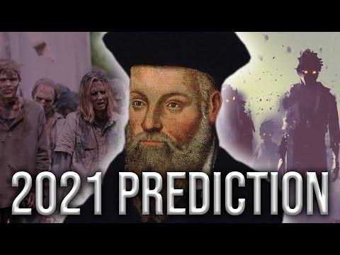 Zombie Apocalypse ngayong 2021, PREDIKSYON ni Nostradamus.