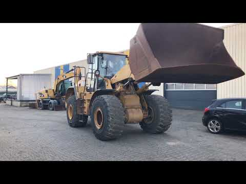Caterpillar 972g Series 2 For Sale At Www.lamersmachinery.com Part 1