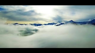 OVER THE CLOUDS - Pejo Valley - Trentino Alto Adige - DJI PHANTOM 3 Pro