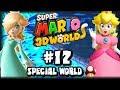 Super Mario 3D World Wii U - (1080p) Co-Op Part 12 - Special World Mushroom