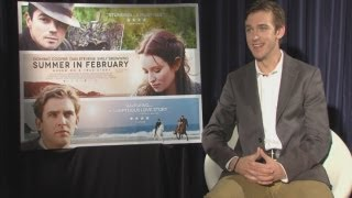 Nonton Summer in February: Dan Stevens on Downton and wooing women Film Subtitle Indonesia Streaming Movie Download