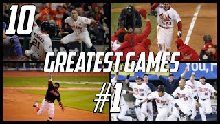 Video MLB | 10 Greatest Games of the 21st Century - #1 MP3, 3GP, MP4, WEBM, AVI, FLV Maret 2019