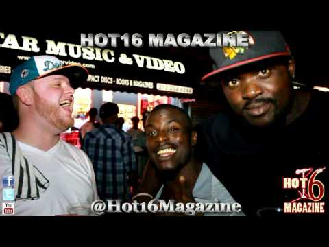 Hot16 Magazine Exclusive w/ Bigg K, Spee Dolla and Hands
