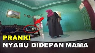 Video NGAKAK! Nyabu dan minum alkohol depan MAMA! - PRANK INDONESIA MP3, 3GP, MP4, WEBM, AVI, FLV Mei 2017
