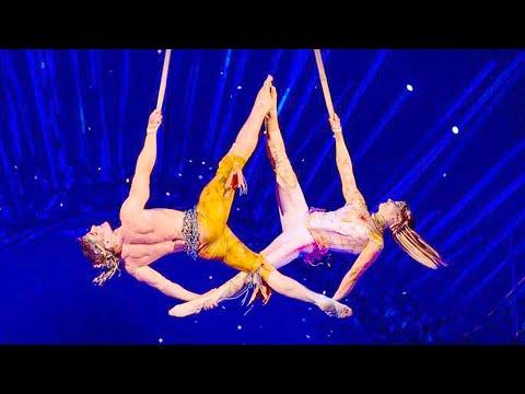 Alegría by Cirque du Soleil ACTS REVEALED