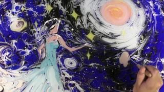 """New Draw Art In Memory Of Chester Bennington [Linkin Park]https://youtu.be/vTVDg1T45w8 -~-~~-~~~-~~-~-Water Drawing or EBRU is Paint with Ink on Water. 😳 http://galitsyna-show.com/en/ ★ GALITSYNA ART GROUP - THE BEST VISUAL ART SHOW STUDIO IN EUROPE ★ Tetiana Galitsyna - The Icon of Sand Art - winner of Poland's Got Talent - World known visual art show star is founder and creative director of GAGStar 'Mam Talent of Poland' - WINNER of GOT TALENT ★ ★ ★★ Unforgettable Show Programs from the Best Visual Art Show Studio in Europe ★😳  Get More Great Videos - Subscribe ➜ http://galitsyna.tv Share THIS ANIMATION of WATER DRAWING with Ink and Water (EBRU): ➜ https://youtu.be/mRS0W4B7wt4My Playlists:Sand Animation ➜ https://www.youtube.com/playlist?list...Eurovision 2017 ➜ https://www.youtube.com/playlist?list...Concerts ➜ https://www.youtube.com/playlist?list...TV Interviews ➜ https://www.youtube.com/playlist?list...Got Talent Poland ➜ https://www.youtube.com/playlist?list...Light Animation ➜ https://www.youtube.com/playlist?list...Snow Animation ➜ https://www.youtube.com/playlist?list...School of Animation ➜ https://www.youtube.com/playlist?list...Galitsyna Art Group Feedbacks ➜ https://www.youtube.com/playlist?list...+48881316427office@galitsyna-show.comhttp://galitsyna-show.com/en/Galitsyna Art Group - The Best Visual Art Show Studio in EuropeTetiana Galitsyna - The Icon of Sand Art - winner of Poland's Got Talent - World known visual art show star is founder and creative director of GAGStar 'Mam Talent of Poland' - WINNER of GOT TALENT ★ ★ ★★ Unforgettable Show Programs from the Best Visual Art Show Studio in Europe ★Unikalny pokaz malowanie na wodzie / sztuka ebru - to wyjątkowa technika pokazów artystycznych na eventy, którą wprowadziła na rynek polskich wydarzeń """"Galitsyna Art Group"""" - studio artystyczne Tetiany Galitsyny - zwyciężczyni programu Mam Talent na TVN.Pokaz malowania na wodzie na Państwa imprezie będzie niezapomnianą niespodzianką dla wszystkich gości.Stw"""