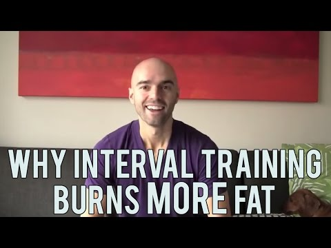 Why Interval Training Burns MORE Fat