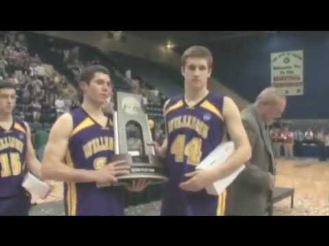 Highlights of the 2010 National Title Game against Wis.-Stevens Point