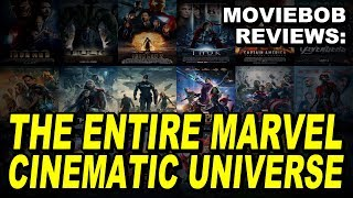 Video MOVIEBOB Reviews the Entire MCU MP3, 3GP, MP4, WEBM, AVI, FLV November 2018