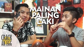Video Mainan Paling Laki! #AYOKITAPECAHKAN MP3, 3GP, MP4, WEBM, AVI, FLV April 2019