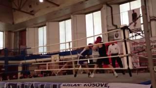 Muhamet Sejdiu Boxing 20.04.13