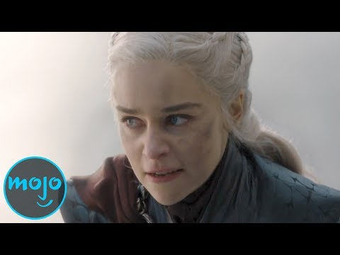 Top 10 Game of Thrones Moments That Made Fans Rage Quit