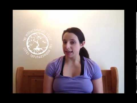 Pregnant Woman Giving Moringa Testimonial