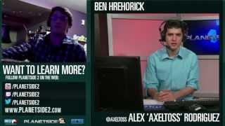 The War Report Episode 3 - VDRS Ben Hrehorick Intro