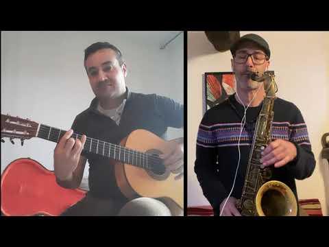"""""""Vence, bulles de Cultures vous propose """"""""Le rdv culturel de 18h"""""""" Interprété par Pierre Yves Tréguier (Guitare) & Julien Perez (Saxophone) professeurs au conservatoire de Vence"""""""