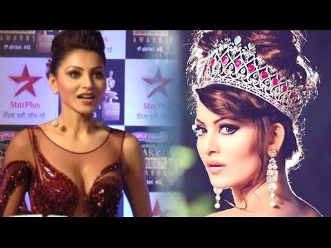 Urvashi Rautela Shares Her Miss Universe Experienc