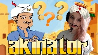 Akinator | Guess the Youtubers!