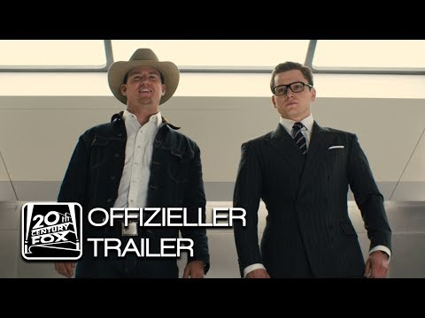 KINGSMAN: THE GOLDEN CIRCLE | Offizieller Trailer 2