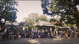 千本桜 町民大演芸会 ?宇美八幡宮で千本桜を弾いてみた?