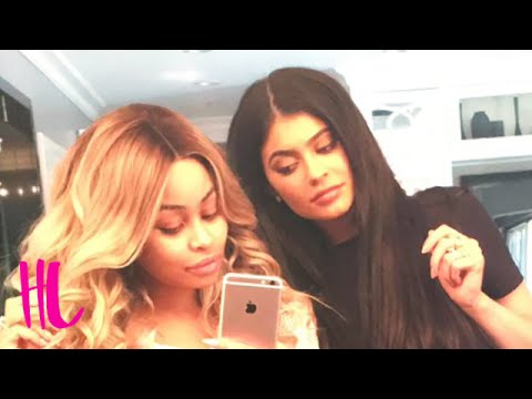 Kylie Jenner & Blac Chyna Friendship Explained