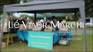 I cannot tell you enough how delicious this stand was the Viaer Marchi! Rachel Dovey tells us all about Country Style Guernsey...