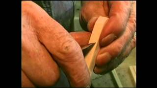 Wooden Pliers Made From Just 10 Cuts Into A Single Stick Of Wood