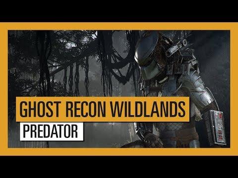 Łowy na Predatora mają być najtrudniejszą walką w grze Tom Clancy's Ghost Recon Wildlands