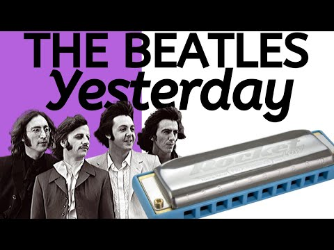 Yesterday by the Beatles (Saturday Song Study #2)