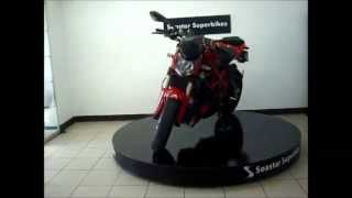 6. NOW SOLD - Ducati Streetfighter 848 for Sale - £8,995 - A2557