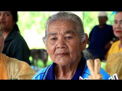 Up to you ep 179 มหกรรมอาหารส่งเสริมสุขภาพผู้สูงอายุสุขภาพดี บ้านควนฮาย อ.ชัยบุรี สุราษฎร์ฯ