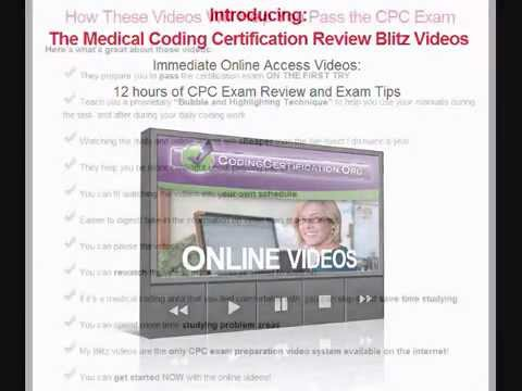 Medical Coding Certification Exam Study Guide - How to Pass the Medical Coding Certification Exam