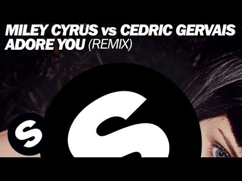 Miley Cyrus vs. Cedric Gervais - Adore You (Extended Club Mix)