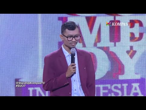 Ridwan & Deswin Roasting Bedu - The Best of SUCI 7
