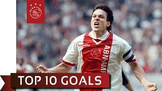 Die 10 schönsten Treffer des Jari Litmanen für Ajax