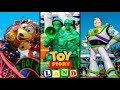 Top 10 New Toy Story Land Rides n Attractions! Disney World