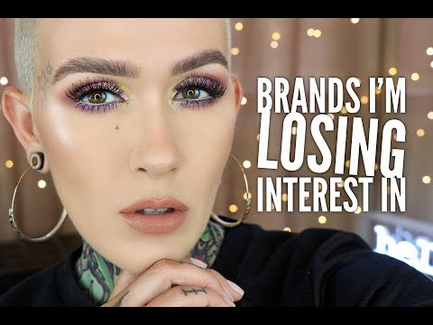Makeup Brands I Am Losing Interest In