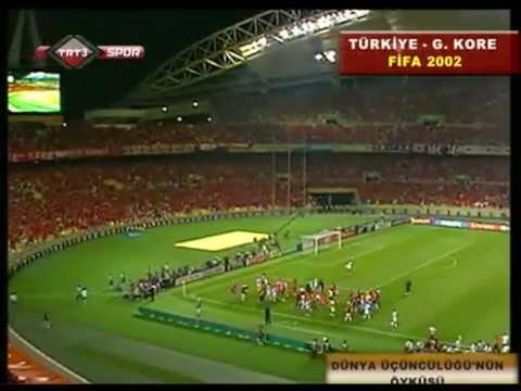 Dünya üçüncülügü'nün öyküsü: 2002 Dünya Kupası
