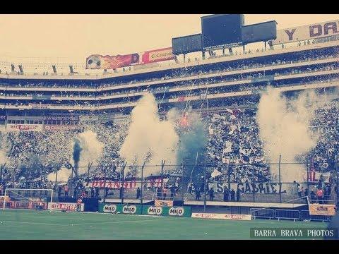 Alianza Lima yo te sigo Siempre a todos lados ♪ |HD - Comando SVR - Alianza Lima