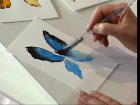 Susan Scheewe (Watercolor and Acrylic Painting Quick and Easy ) 4