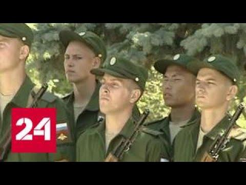 В Хакасии на призывной пункт пришел новобранец-старовер - DomaVideo.Ru